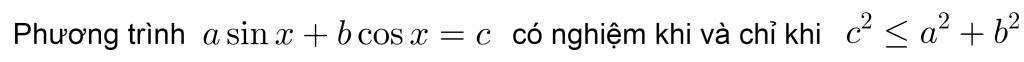 phương pháp tìm giá trị lớn nhất nhỏ nhất của hàm số lượng giác