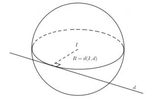 bài tập phương trình mặt cầu có lời giải
