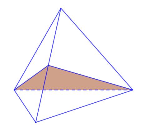 số mặt phẳng đối xứng của hình tứ diện đều