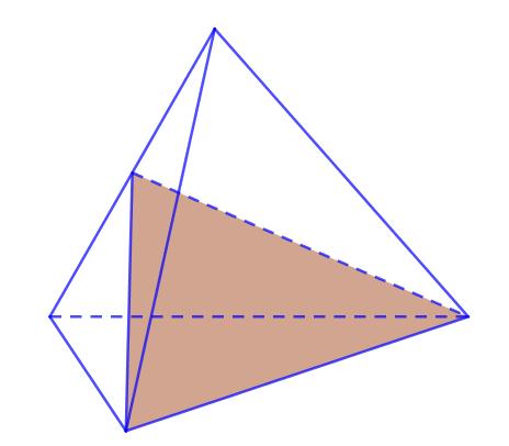 số mặt phẳng đối xứng của tứ diện đều