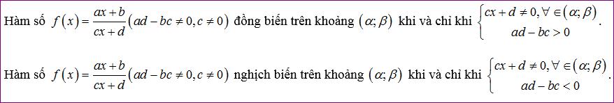 tìm m để hàm số nghịch biến trên khoảng (2 3)
